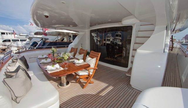 Evelyn Charter Yacht - 2