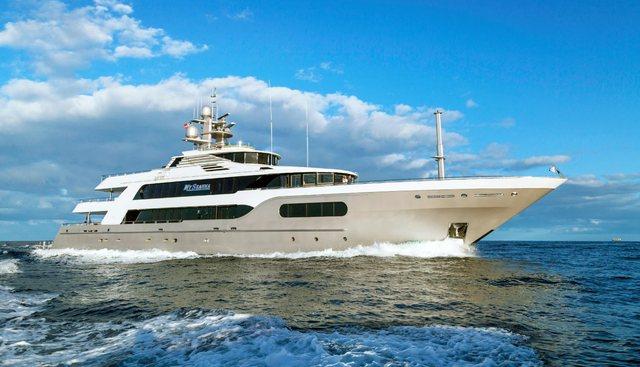 Starship Charter Yacht