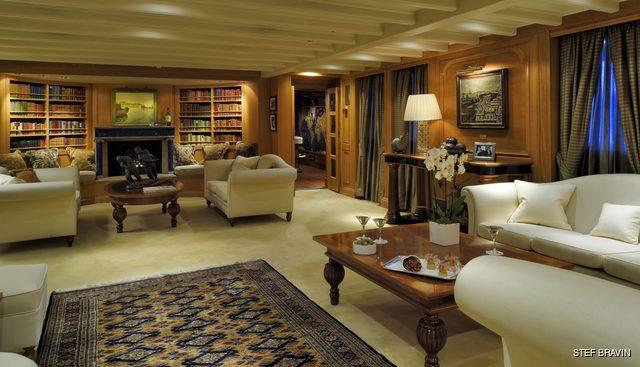 Christina O Charter Yacht - 8
