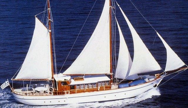 Doxa II Charter Yacht