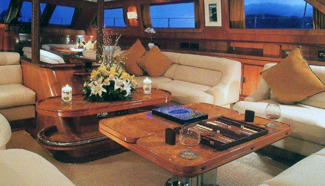 Christianne B Charter Yacht - 4