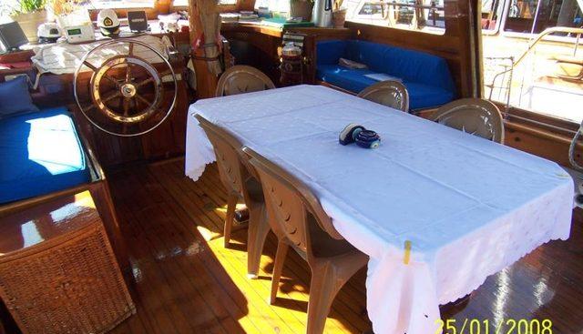 Amra Charter Yacht - 5