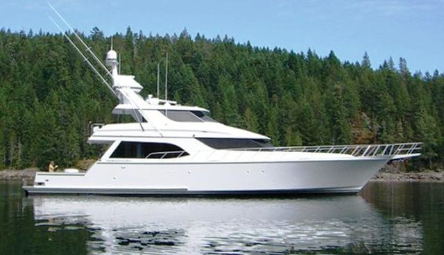 Quest Charter Yacht