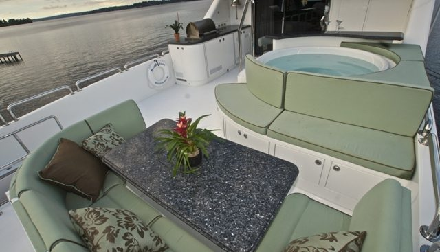 Divertimento II Charter Yacht - 5