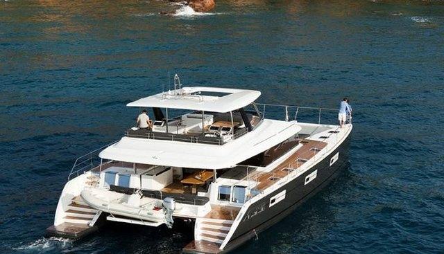 Drago Charter Yacht - 5