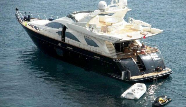 Rat Bat Blue Charter Yacht - 5