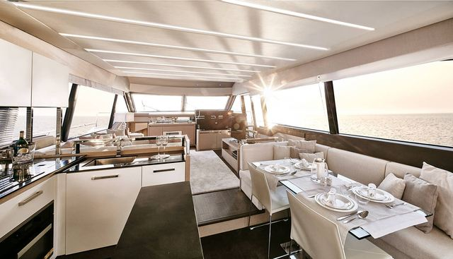 Moet Charter Yacht - 7