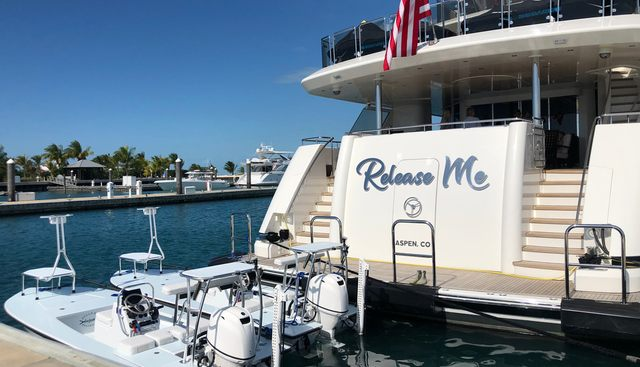 Release Me 2 Charter Yacht - 4