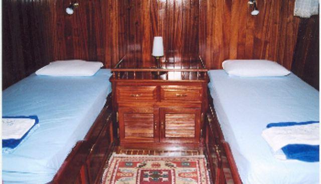 Bahriyeli C Charter Yacht - 8