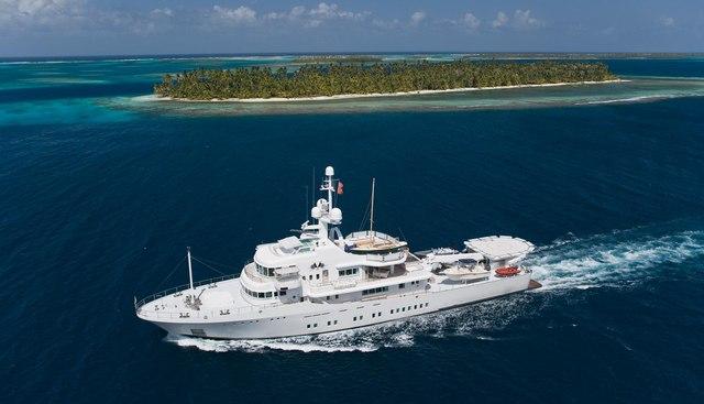 Senses Charter Yacht