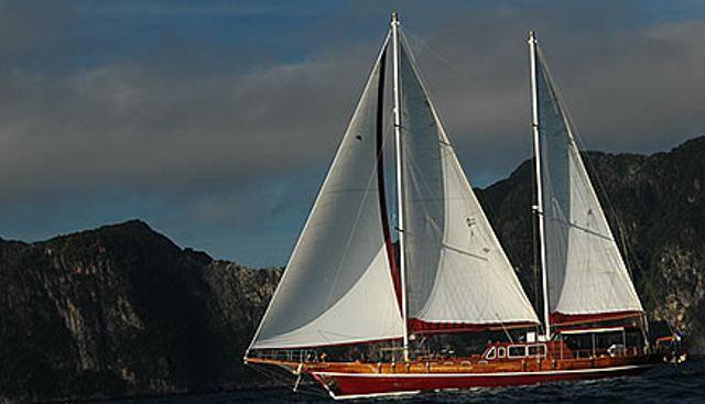 Lady Anita Charter Yacht - 2