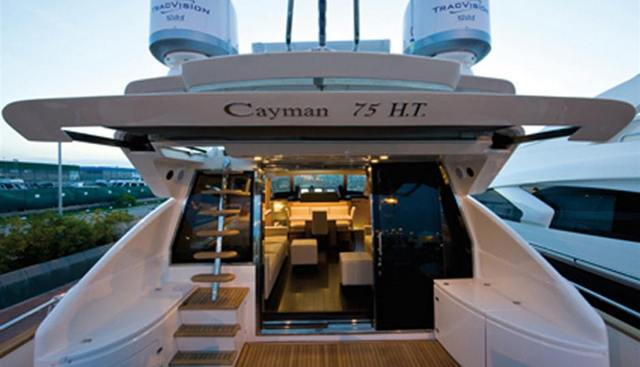 Nea Moni Charter Yacht - 3