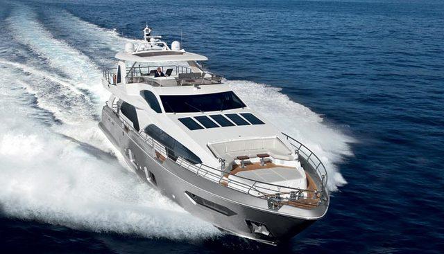 G100/02 Charter Yacht - 2