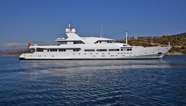 Achilles Charter Yacht - 3