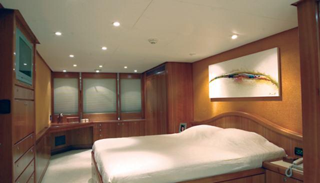 Fortaleza Charter Yacht - 6