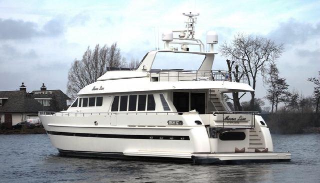 Mona Lisa Charter Yacht - 2