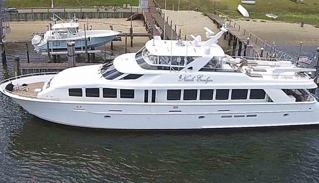 Tie Breaker Charter Yacht