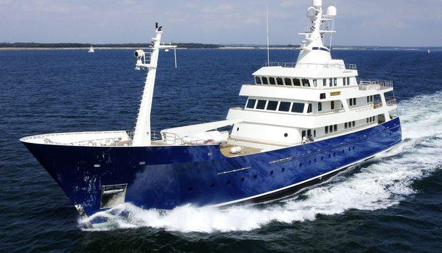 Albula Charter Yacht
