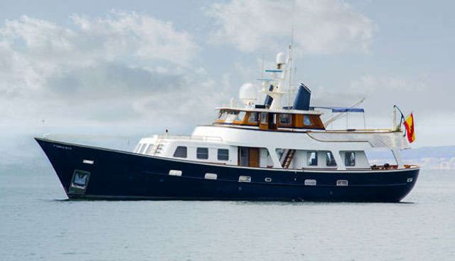 Marevira Charter Yacht