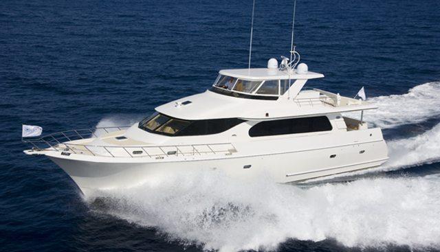 Nilcamar Charter Yacht