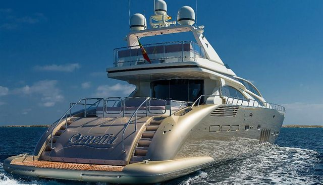 Love Boat Charter Yacht - 5