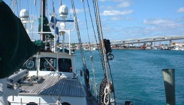 Sir Martin II Charter Yacht - 5