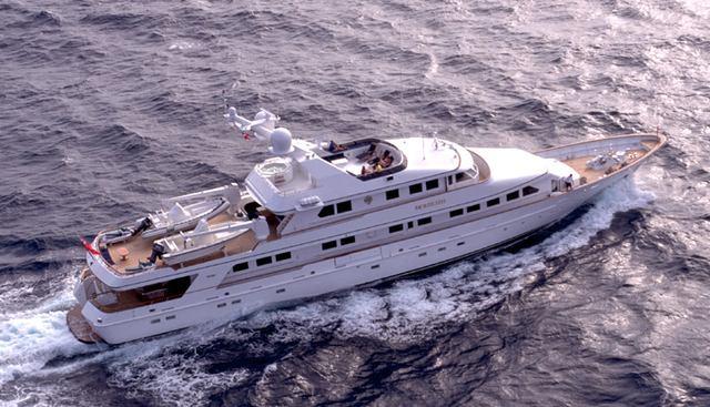 Constance Charter Yacht - 3