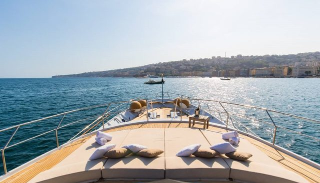 India Charter Yacht - 2