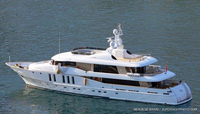 YuKo Charter Yacht