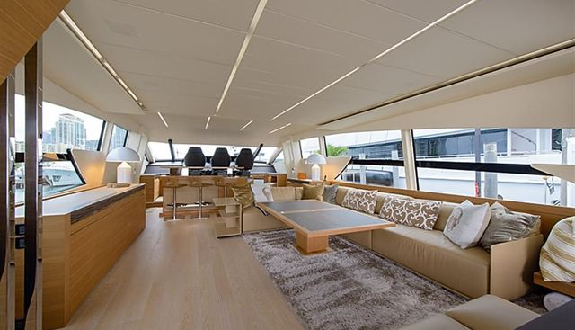 Coal Blooded Charter Yacht - 4