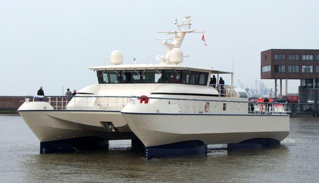 Al Makher Charter Yacht