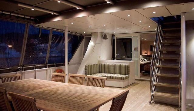 Kahu Charter Yacht - 4