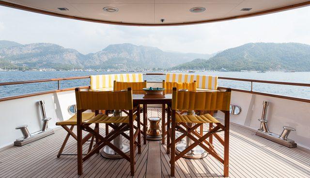 Ladyar B Charter Yacht - 4