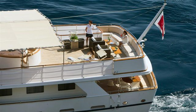 Shaha Charter Yacht - 4