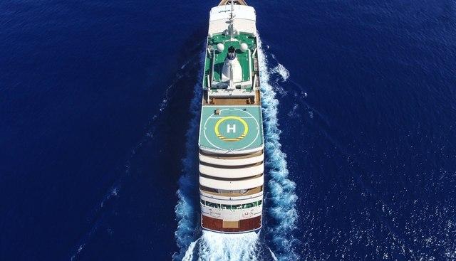 Fulk Al Salamah Charter Yacht - 4
