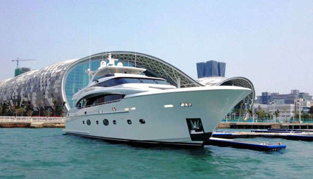 Esther 7 Charter Yacht