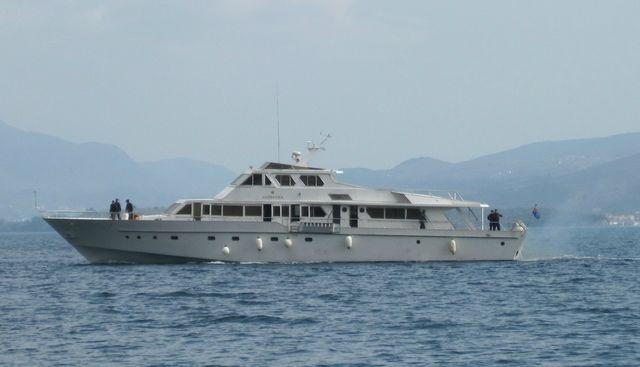 Jadranka Charter Yacht - 3