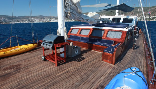 Seher 1 Charter Yacht - 5
