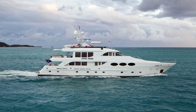 Chosen One Charter Yacht - 3