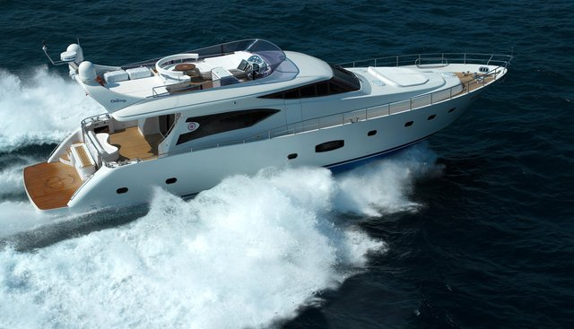 Nadazero Charter Yacht