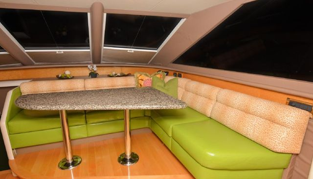 Chase n Dreams Charter Yacht - 5