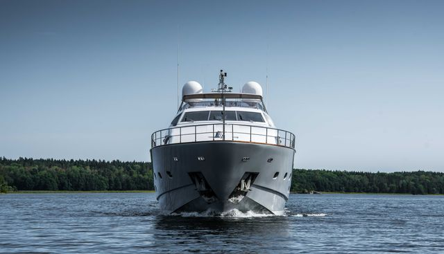 Queen of Sheba Charter Yacht - 2