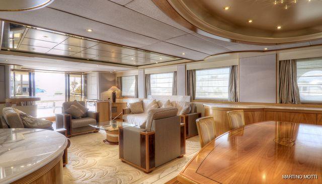 Fayza Charter Yacht - 4