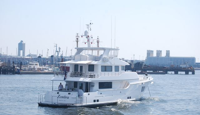 Elbie Charter Yacht