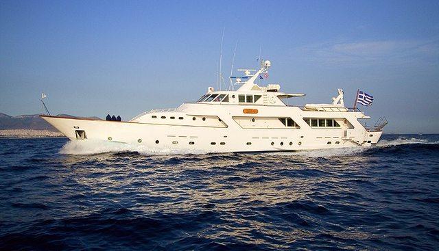 Sylviana Charter Yacht