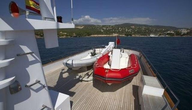 La Alteana Charter Yacht - 2