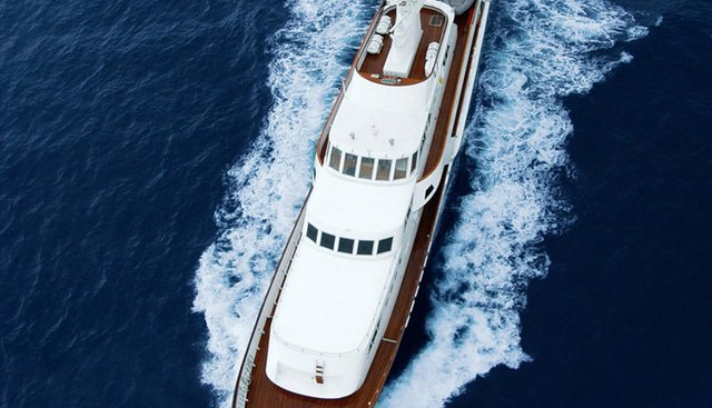 Something Cool Charter Yacht - 3