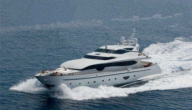 Choo Choo Charter Yacht
