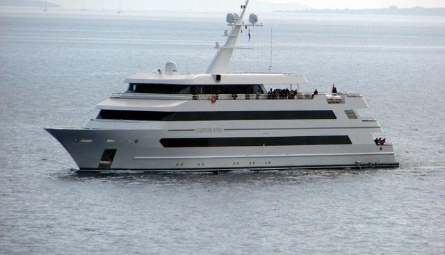 Caspian Star Charter Yacht - 2