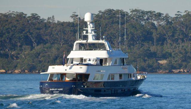 Shirley Anne Charter Yacht - 4